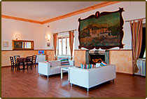 La Casina del Lago - Reception
